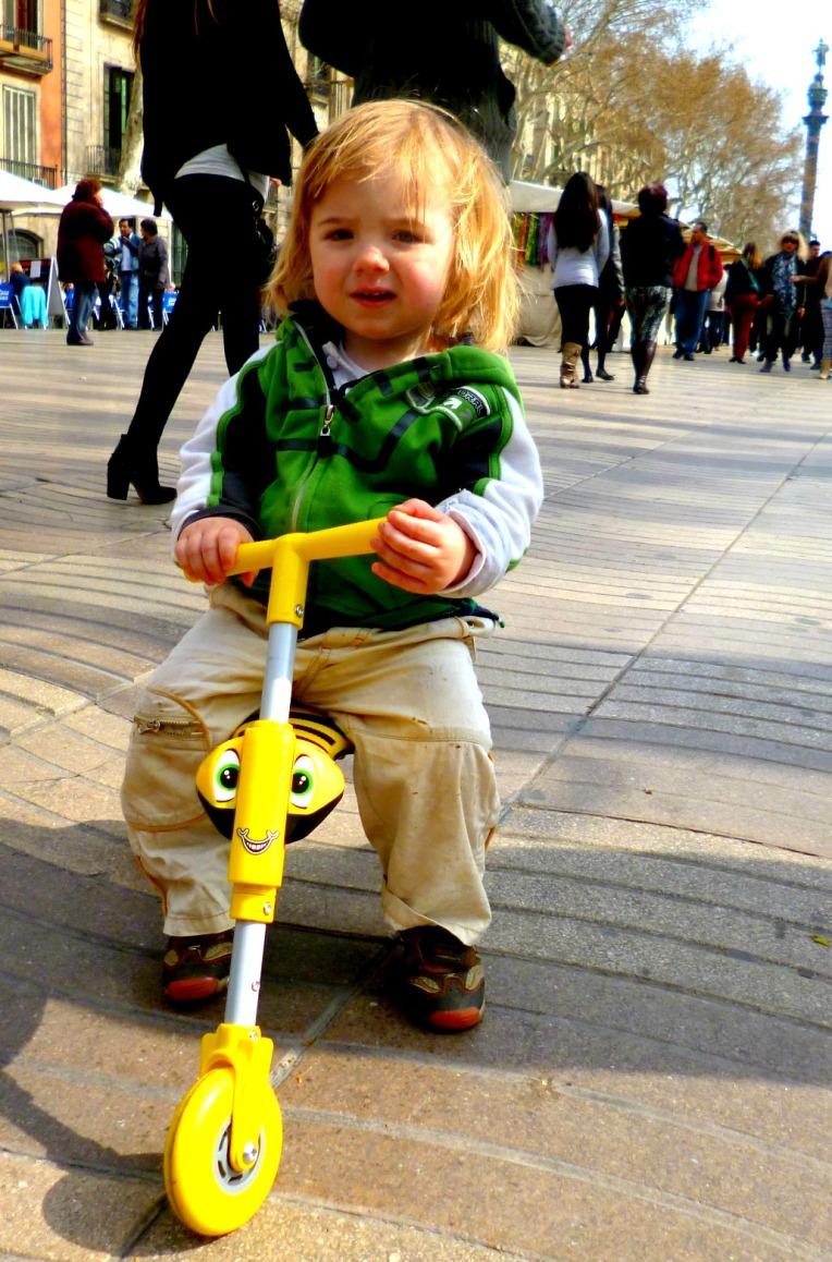 jamie scooter 2