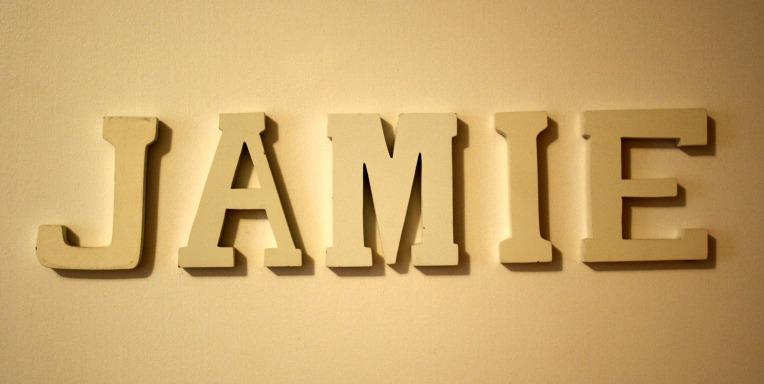 jamie name
