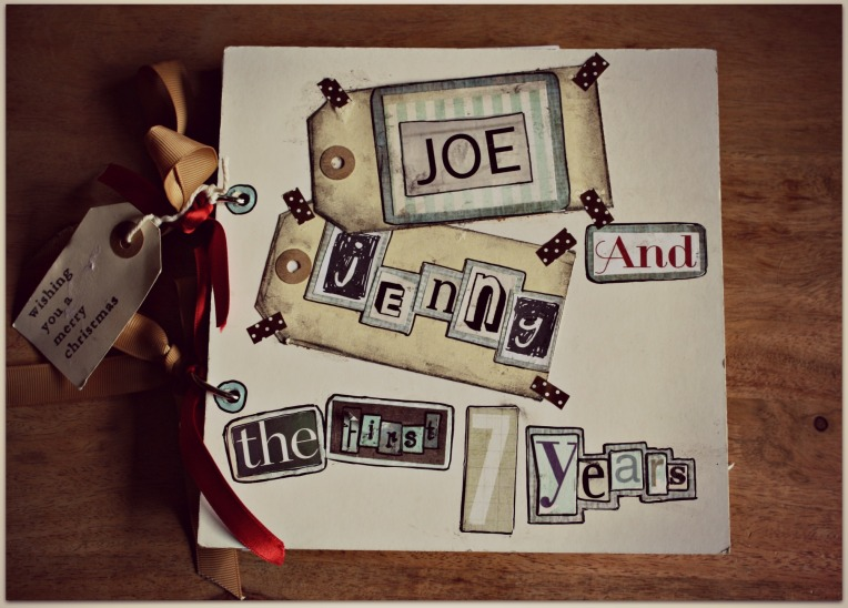 joe scrapbook blog