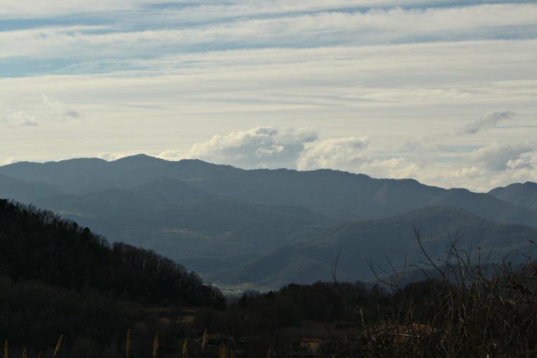 santa pau hills