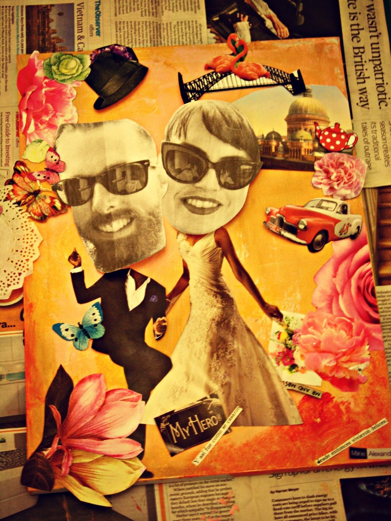 collage in progress intrepid
